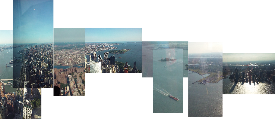 SRDC NY View from Freedom Tower 1