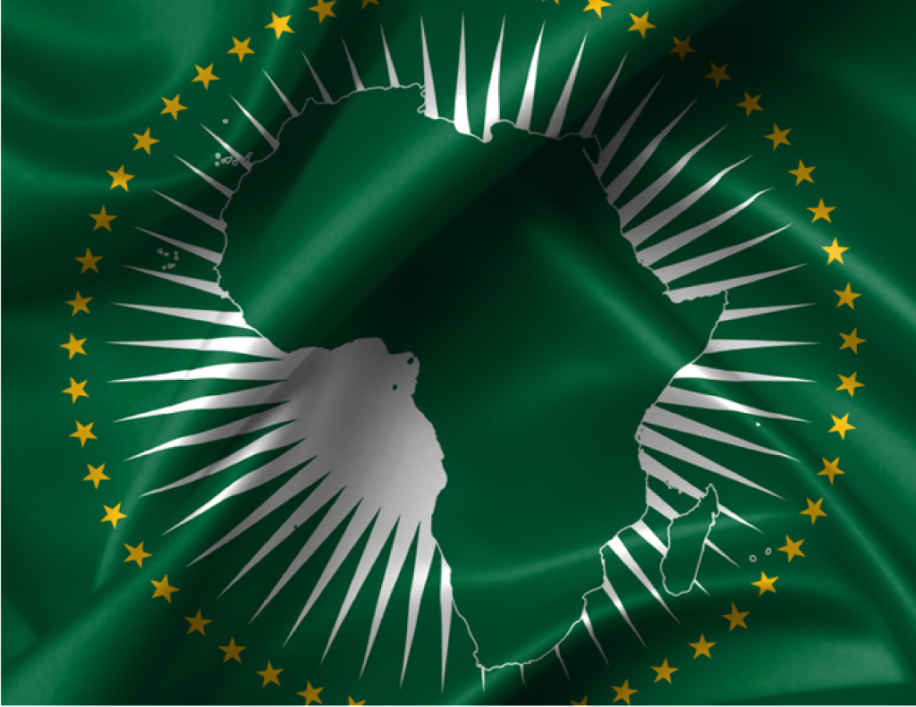 African Union Flag 4